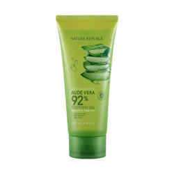 Nature Republic Soothing and Moisture 92% Soothing Gel 250ml korean cosmetic skincare shop malaysia singapore indonesia