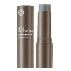 The Face Shop Jeju Volcanic Lava Pore Cleansing Stick korean cosmetic skincare product online shop malaysia china india