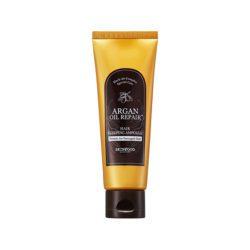 Skinfood Argan Oil Repair Plus Hair Sleeping Ampoule 70ml korean cosmetic skincare shop malaysia singapore indonesia
