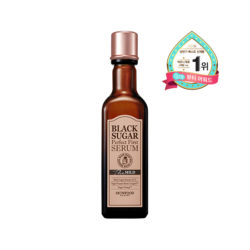 Skinfood Black Sugar Perfect First Serum The Mild 120ml korean cosmetic skincare shop malaysia singapore indonesia