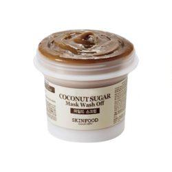 Skinfood Coconut Sugar Mask Wash Off 100g korean cosmetic skincare shop malaysia singapore indonesia