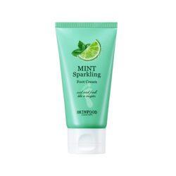 Skinfood Mint Sparkling Foot Cream 80ml korean cosmetic skincare shop malaysia singapore indonesia