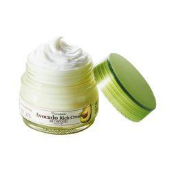 Skinfood Premium Avocado Rich Cream 63ml korean cosmetic skincare shop malaysia singapore indonesia