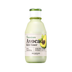 Skinfood Premium Avocado Rich Toner 180ml korean cosmetic skincare shop malaysia singapore indonesia