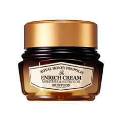 Skinfood Royal Honey Propolis Enrich Cream 63ml korean cosmetic skincare shop malaysia singapore indonesia
