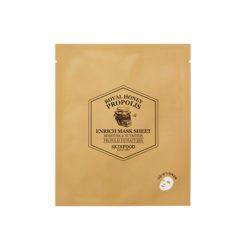 Skinfood Royal Honey Propolis Enrich Mask Sheet 22ml korean cosmetic skincare shop malaysia singapore indonesia