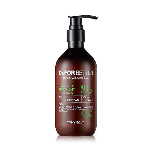Tony Moly Dr For Better Catechin Treatment 300ml korean cosmetic skincare shop malaysia singapore indonesia
