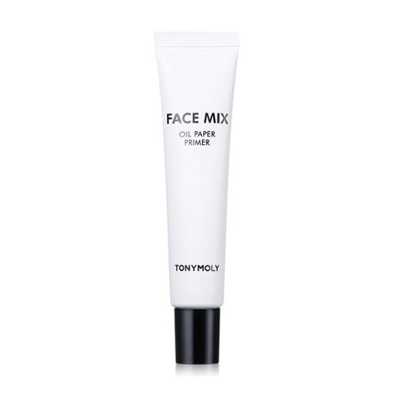 Tony Moly Face Mix Oil Paper Primer 25g korean cosmetic skincare shop malaysia singapore indonesia