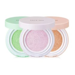 Tony Moly Face Mix Primer Color Cushion 10g korean cosmetic skincare shop malaysia singapore indonesia