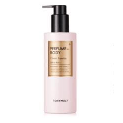 Tony Moly Perfume De Body Grace Classic Essence 300ml korean cosmetic skincare shop malaysia singapore indonesia