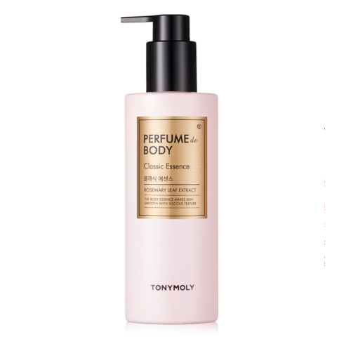 Tony Moly Perfume De Body Grace Classic Essence 300ml korean cosmetic skincare shop malaysia singapore indonesia