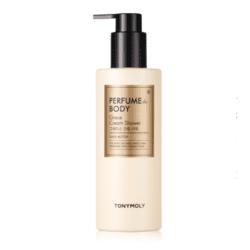 Tony Moly Perfume De Body Grace Cream Shower 300ml korean cosmetic skincare shop malaysia singapore indonesia
