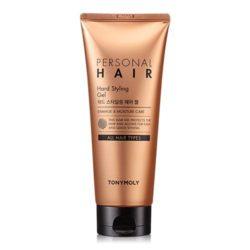 Tony Moly Personal Hair Hard Styling Gel 200ml korean cosmetic skincare shop malaysia singapore indonesia