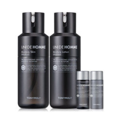 Tony Moly Uni De Homme Moisture Skin Care Set 300ml korean cosmetic skincare shop malaysia singapore indonesia