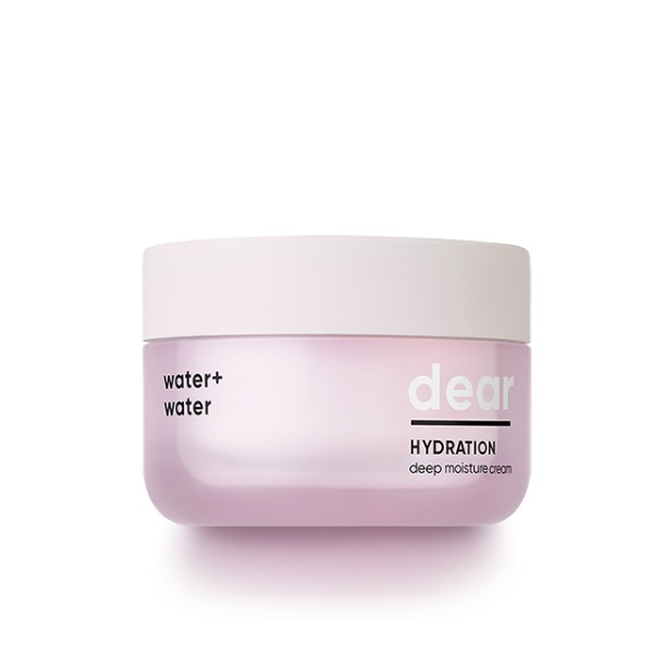 Banila Co Dear Hydration Deep Moisture Cream korean cosmetic skincare product online shop malaysia usa italy