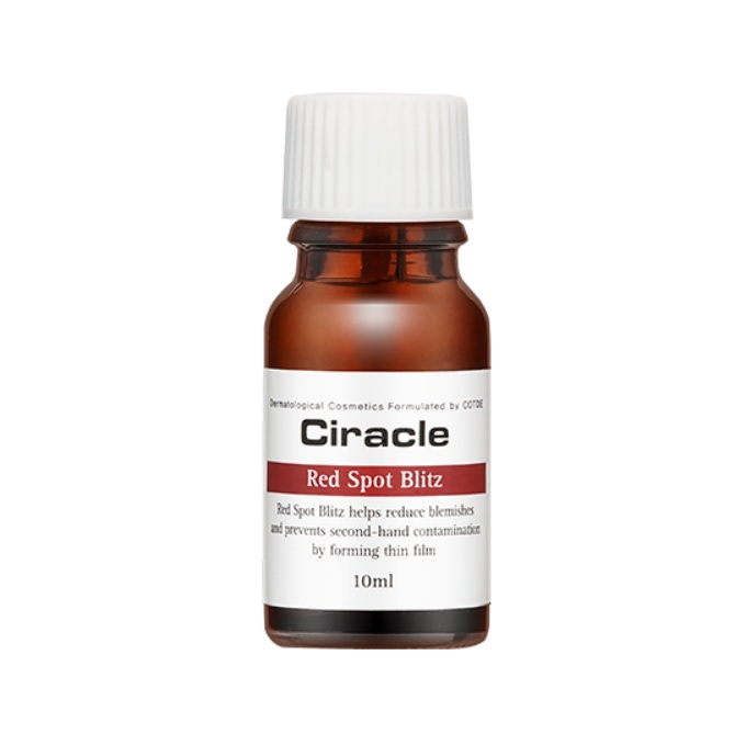 COSRX CIRACLE Red Spot Blitz korean cosmetic skincare product online shop malaysia malta serbia