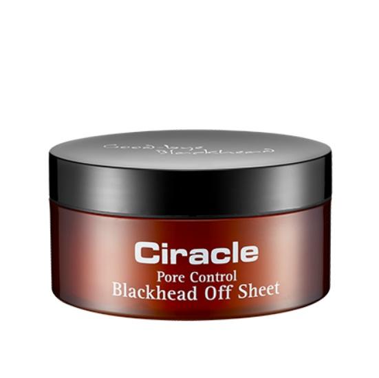 COSRX Ciracle Pore Control Blackhead Off Sheet korean cosmetic skincare product online shop malaysia malta serbia