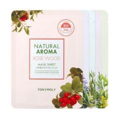 Tony Moly Natural Aroma Mask Sheet 21g korean cosmetic skincare shop malaysia singapore indonesia