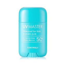 Tony Moly UV Master Waterproof Sun Stick SPF50+PA+++ 22g korean cosmetic skincare shop malaysia singapore indonesia