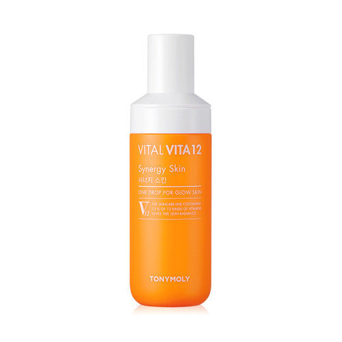 Tony Moly Vital vital 12 Synergy Skin 130ml korean cosmetic skincare shop malaysia singapore indonesia