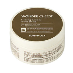 Tony Moly Wonder Cheese Firming Cream 300ml korean cosmetic skincare shop malaysia singapore indonesia