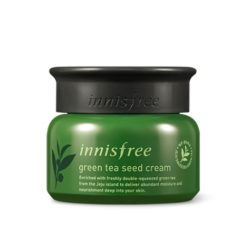 Innisfree Green Tea Seed Cream korean cosmetic cleansing product online shop malaysia china usa