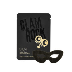 too cool for school Glam Abracadabra Mask Black Lace Gel Eye Mask 1.5g korean cosmetic skincare shop malaysia singapore indonesia