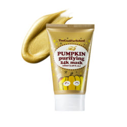 too cool for school Pumpkin Purifying 24k Mask 100ml korean cosmetic skincare shop malaysia singapore indonesia