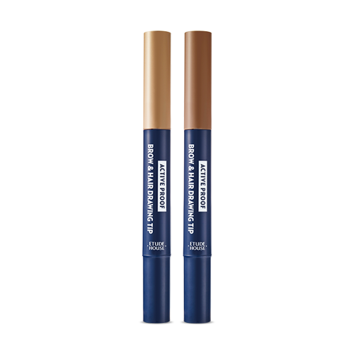 Etude House Active Proof Brow & Hair Drawing Tip 1.8g korean cosmetic skincare shop malaysia singapore indonesia