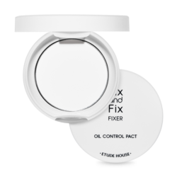 Etude House Fix and Fix Oil Control Pact 20g korean cosmetic skincare shop malaysia singapore indonesia