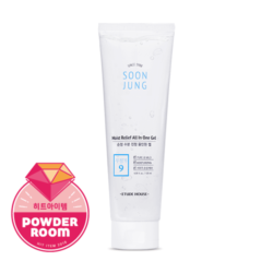 Etude House Soon Jung Moist Relief All In One Gel 120g korean cosmetic skincare shop malaysia singapore indonesia