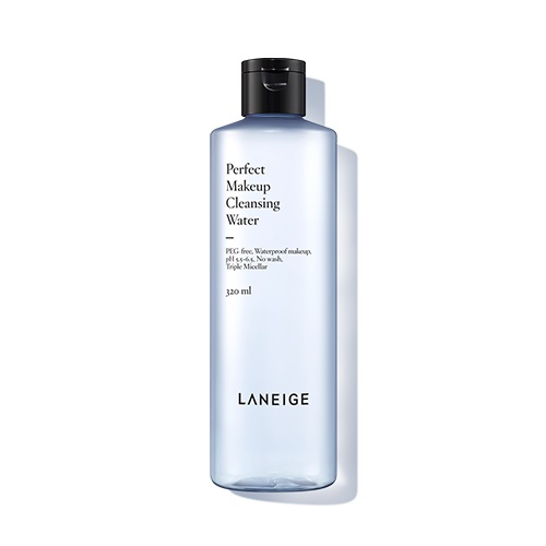 Laneige Perfect Makeup Cleansing Water 320ml korean cosmetic skincare shop malaysia singapore indonesia