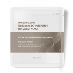 Manyo Factory Bifidalacto Intensive 10X Wrap Mask 30g korean cosmetic skincare shop malaysia singapore indonesia