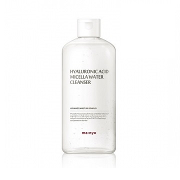 Manyo Factory Hyaluronic Acid Micella Water Cleanser 300ml korean cosmetic skincare shop malaysia singapore indonesia