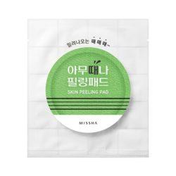 Missha Skin Peeling Pad korean skincare product online shop malaysia china india