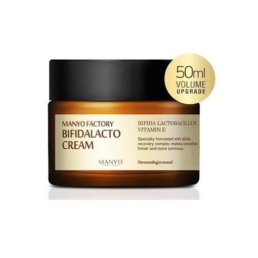 Manyo Factory Bifidalacto Cream with Vitamin E 50ml korean cosmetic skincare shop malaysia singapore indonesia