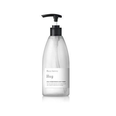 Manyo Factory Hug Daily Moisturizing Body Wash 350ml korean cosmetic skincare shop malaysia singapore indonesia