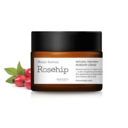 Manyo Factory Natural Treatment Rosehip Cream 50ml korean cosmetic skincare shop malaysia singapore indonesia