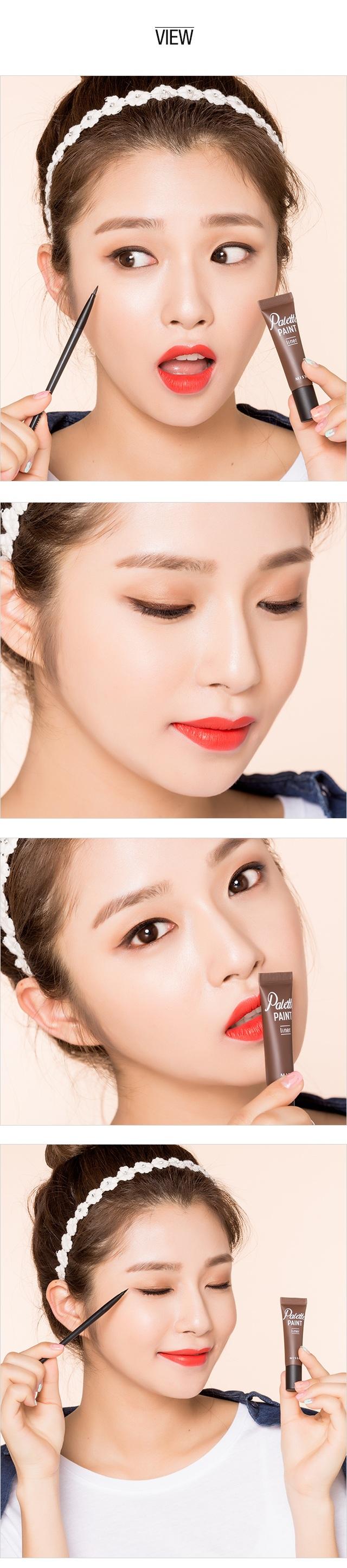 Missha Palette Paint Liner korean cosmetic online shop malaysia indonesia macau4
