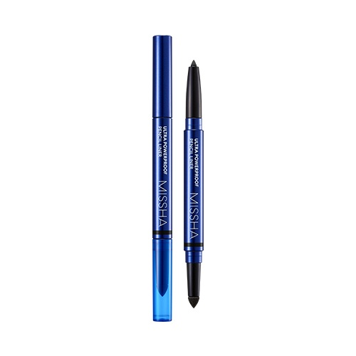 Missha Ultra Powerproof Pencil Liner korean cosmetic online shop malaysia indonesia macau