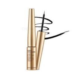 The Face Shop Gold Collagen Liquid Eyeliner korean cosmetic makeup product online shop malaysia china macau