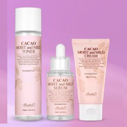 Benton Cacao Moist And Mild Line Set korean cosmetic online shop malaysia chian india