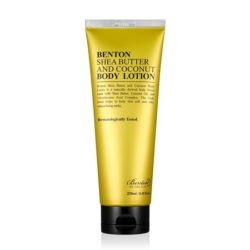 Benton Shea Butter And Coconut Body Lotion 250ml korean cosmetic online shop malaysia chian india