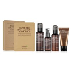 Benton Snail Bee High Content Line Set OP4 korean cosmetic online shop malaysia chian india