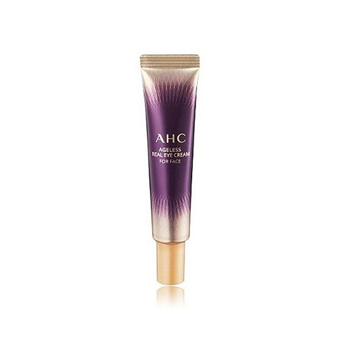 AHC Ageless Real Eye Cream For Face 30ml korean cosmetic skincare shop malaysia singapore indonesia