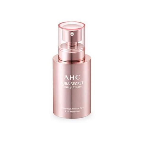 AHC Aura Secret Tone Up Cream 50g korean cosmetic skincare shop malaysia singapore indonesia