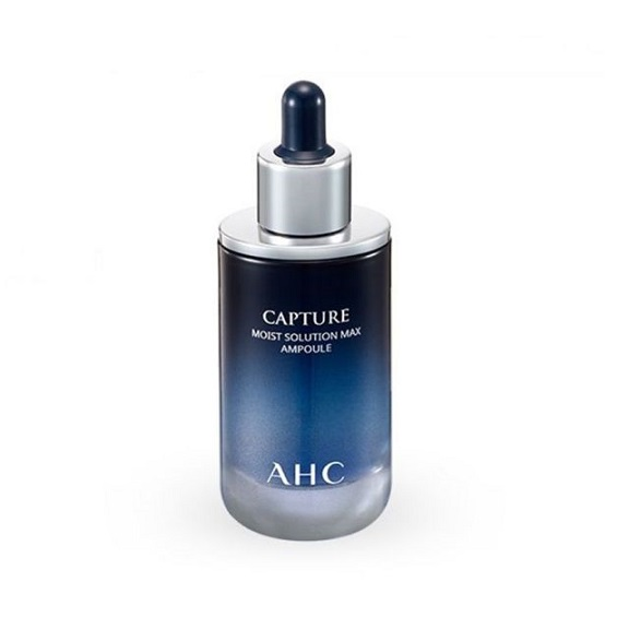 AHC Capture Moist Solution Max Ampoule 50ml korean cosmetic skincare shop malaysia singapore indonesia