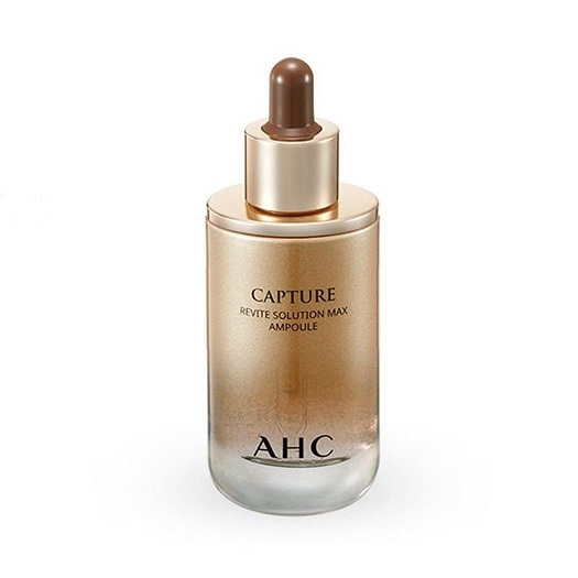 AHC Capture Revite Solution Max Ampoule 50ml korean cosmetic skincare shop malaysia singapore indonesia