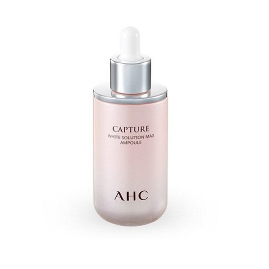 AHC Capture White Solution Max Ampoule 50ml korean cosmetic skincare shop malaysia singapore indonesia