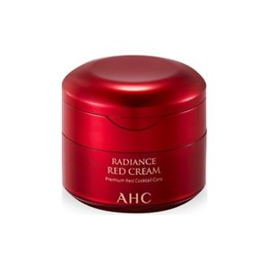AHC Radiance Red Cream 50ml korean cosmetic skincare shop malaysia singapore indonesia